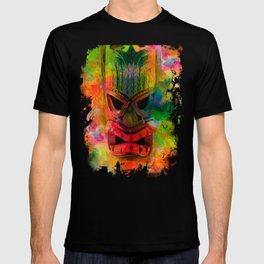 Tiki Kara T-shirt