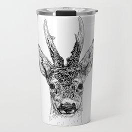Roe deer Travel Mug