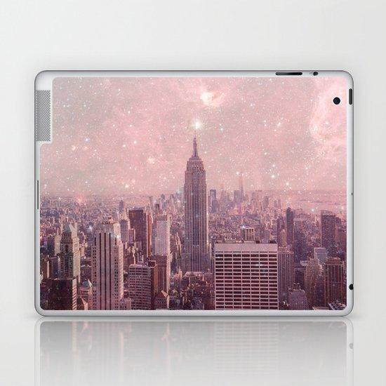 Stardust Covering New York Laptop & iPad Skin