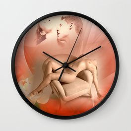 I remember everything and I wish Wall Clock