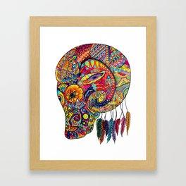 Big Horn Sheep: Spirit of Adventure Framed Art Print