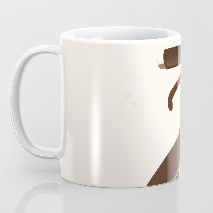 Vintage Motorcycle Coffee Mug