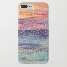 Looking through Lace  Slim Case iPhone 7 Plus