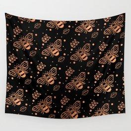 oh honey Wall Tapestry