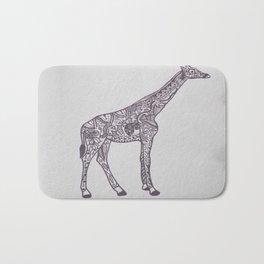 Giraffe Bath Mat