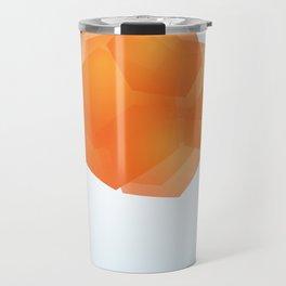 ORANGE DUST Travel Mug