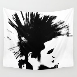 Punk! Wall Tapestry