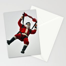 Santa Clause Stationery Cards