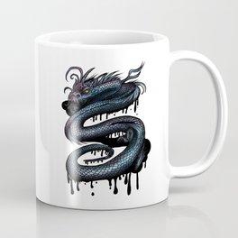 Dragon Swirl Coffee Mug