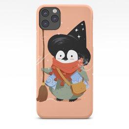 Wizard Penguin iPhone Case