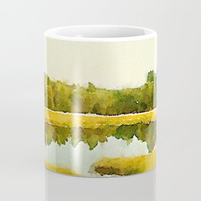 Fall In Portland, ME Coffee Mug