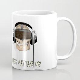 Teleological Claptrap 01 Coffee Mug