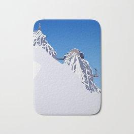 Chamonix ski Bath Mat