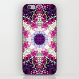 Batik Kaleidoscope iPhone Skin