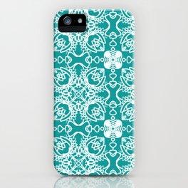 A little bit floral iPhone Case