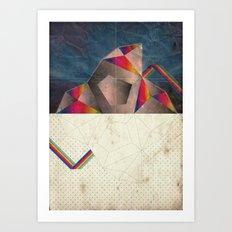 SpaCE_oToLanD Art Print