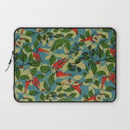 chillie (green and blue) Laptop Sleeve