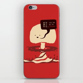 Maybe, perhaps, someday iPhone Skin
