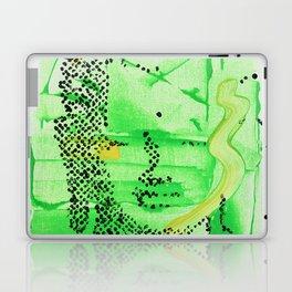 Buddha Green Laptop & iPad Skin