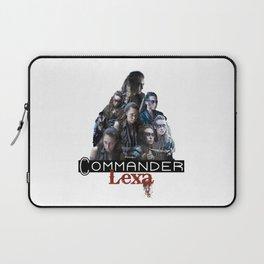 Commander Lexa Laptop Sleeve