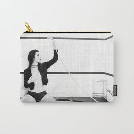TAKE a SHOWER Carry-All Pouch