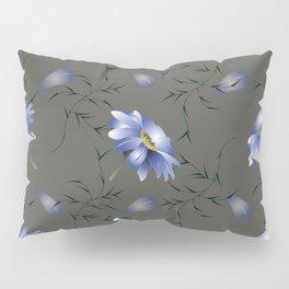 Moon Light Bouquet Pillow Sham