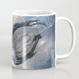 Starships Derelict Space Coffee Mug