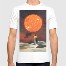 Your Heart Is The Sun T-shirt