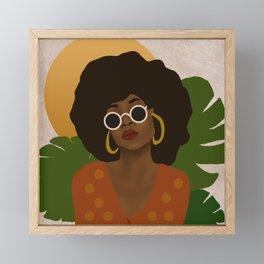 easy Framed Mini Art Print