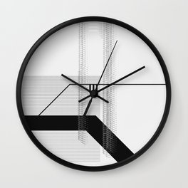 RIM HEX Wall Clock