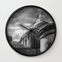 Tumacacori Franciscan Mission Church Wall Clock