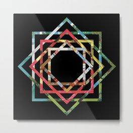 LSD. Metal Print