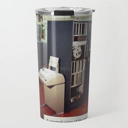 Ferranti Argus 500 Computer System Travel Mug