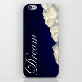 Dreaming Without Limits iPhone Skin
