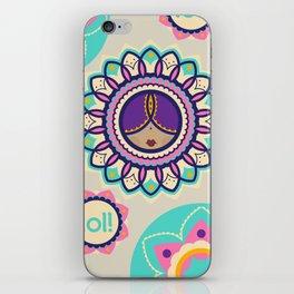 Punjabi lolita iPhone Skin