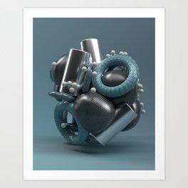 Submarina Art Print