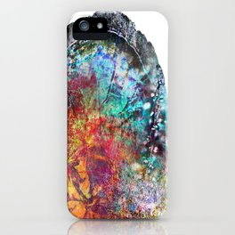 Geode Luster iPhone Case