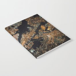New York City Lights Notebook