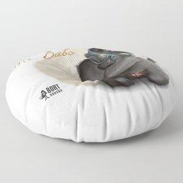 Mr. Bubo Floor Pillow