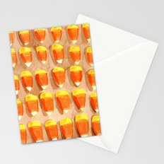 Candy Corn Stationery Cards