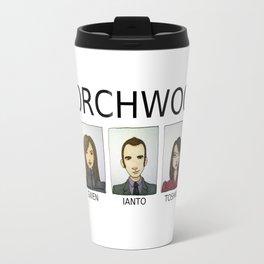 TORCHWOOD Travel Mug