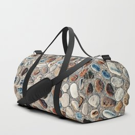 Pebble Rock Flooring II Duffle Bag