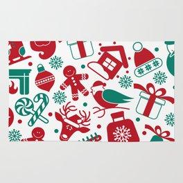 Christmas Pattern XIII Rug