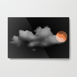 weather so changeable Metal Print