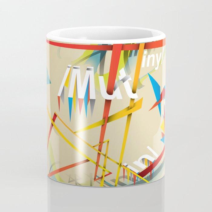 Abstractionist – Mutiny Coffee Mug