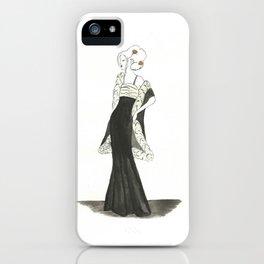 Passionate Women 2 iPhone Case
