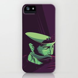 Enemy - Alternative movie poster iPhone Case