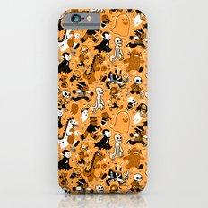 Monster March (Orange) Slim Case iPhone 6s