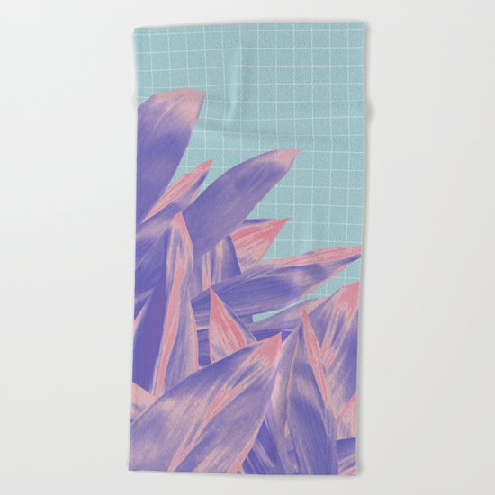 Attentive Beach Towel