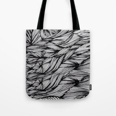 Man inside Tote Bag